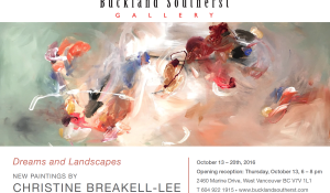 Solo Show: Dreams And Landscapes at Buckland Southerst Gallery