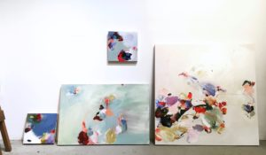 New at Galerie Bloom in Montréal!